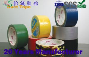 China 19mm strong sticky PVC Electrical Insulation Tape for Danger line signs on sale