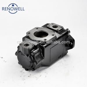 China Daewoo Hydraulic Industrial Vane Pump T6 T7 Series With Low Noise on sale