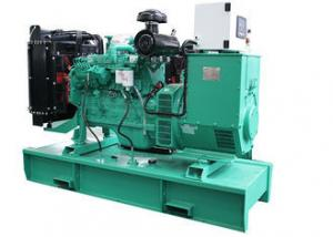 China 50HZ 73KVA Open Diesel Generator Soundproof Driven By CUMMINS Generating Set on sale