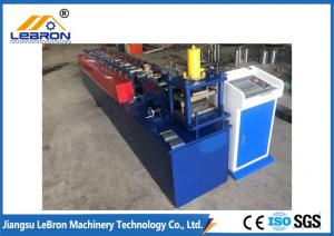 China Galvanized Cold Steel Door Making Machine High Production 3T Carrying Capacity on sale