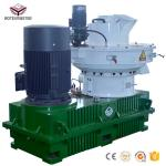 High Capacity 1-2t/h  Biomass Sawdust Pellet Press Machine Pellet Making Mill with CE