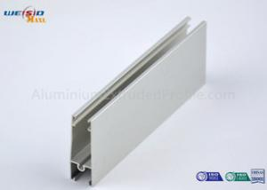 Quality Window Frame Aluminium Extruded Profile With 1.2 Milimetre Thickness for sale
