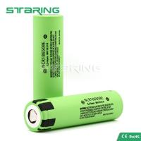 100% Original rechargeable battery NCR18650BE high drain battery 3200mah NCR 18650BE for electronic cigarette