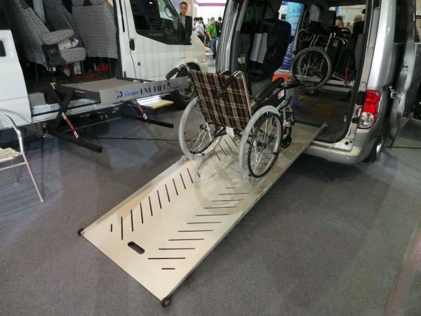 ff7a0c6f89 Aluminum Wheelchair Ramp For Van ATV Loading Ramp for sale ...
