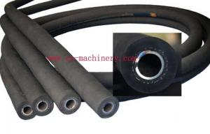 China Rubber Hose Rubber Pipe Tube industrial hydraulic Fittings Coupling with steel on sale