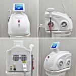 micro channel 808nm Diode Laser Hair Removal Machine with cold laser , Medical Laser Equipment