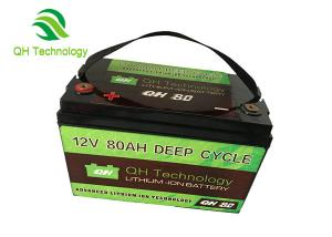 China 80Ah 3.2V Deep Cycle LiFePo4 Battery Pack ForSolor System Good Consistency Battery Pack on sale