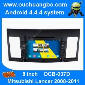 China Ouchuangbo Mazda 6 2009-2011 car dvd gps multimedia android 4.4 3G wifi 1080P audio USB SD on sale