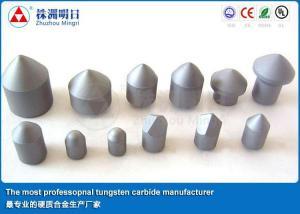 China YG8 Tungsten Carbide Button K20 K30 K40 Medium or coarse Grain size on sale