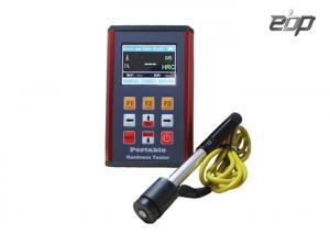 China Portable Dynamic Hardness Tester Easy Operation Automatic Alarm OEM Available on sale