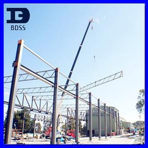 China Carbon Structural Steel Members Hot Rolled H Beam for Warehouse on sale
