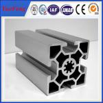 China 6061 aluminium extrusion supplier weight of aluminum section, aluminium industry extrusion wholesale