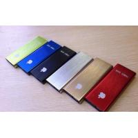 Thin Metal Compact Power Bank 3400mAh for Samsung / Motorola / Nokia / Sony