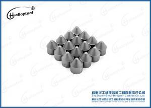 China Various Tungsten Carbide Buttons / Carbide Button Bits / Carbide Conical Button Tips on sale