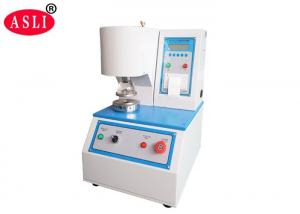 China Digital Cardboard Packaging Lab Test Equipment , Bursting Strength Tester on sale