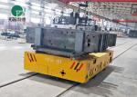 Precast concrete factory use mold cart for heacy material transporting from bay to bay