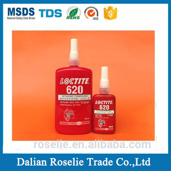 loctite 620 retaining compound high temperature resistance high