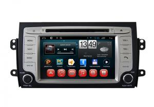 China Double Din In Dash suzuki sx4 navigation system Wifi 3G ISDB-T DVB-T RDS Camera Input Video Output on sale
