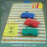 100% Pp Pvc Haji Mat Beach Mat Uv Resistance Red / Blue Color 90x180cm