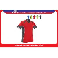 0c527a898 Breathable Short Sleeve Custom Soccer Shirts   Youth Soccer Jerseys with  Multi Color and Size