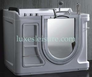 China LX8855 Walk in Bathtub on sale
