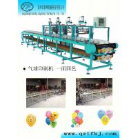 Air balloon printing press