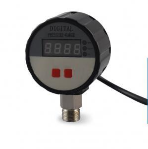 China Digital Water Pressure Gauge  , Gas Pressure Gauge Radial Direction DPR-B80 on sale