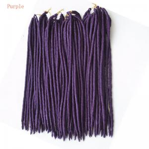China 2016 New Product Synthetic Hair Extension Darling Twist Hair Braids Soft Dread Lock on sale