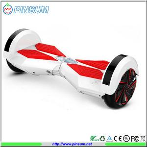 China New model self balance two wheels electric scooter with led light and bluetooth speaker on sale