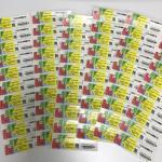 32/64 Bits COA Stickers Win 10 Home Coa Label Microsoft Computer Software System