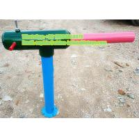 Colorful Water Park Equipment Water Gun Spray Equipment for Pool , 110x100cm