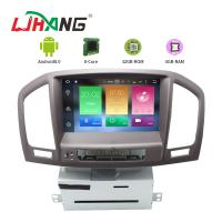 Double Din Touchscreen Opel Gps Navigation System DVD Player Canbus Ipod Usb SWC