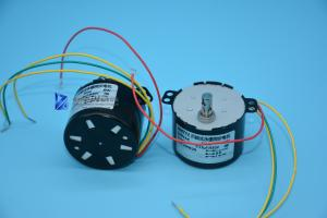China 50KTYZ#  220VAC 6W Permanent Magnet Synchronous Motor 50RPM on sale
