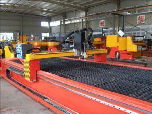 China CNC Plasma/Gas Cutting Machinery on sale