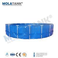 China Molatank Aquarium Inflatable Mini/Large 1000L 5000L10,000L Size Marine Fish Farming Tank with Good Quality on sale