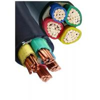 4 Cores 0.6/1kV CU PVC Insulated Power Cable Power Transmission Cable With IEC Certified