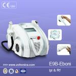 Face Lifting Multi Function Beauty Equipment , Depilation Hair Removal E-Light IPL RF