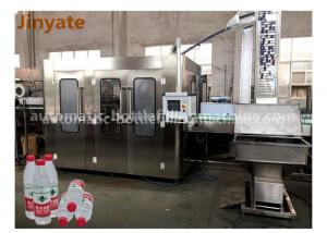 China Purified Water Bottle Filling Machine 6000BPH Capacity With Touch Screen on sale