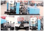 380V Exploration Drill Rigs / Water Well Borehole Drilling Rig For SPT Survey