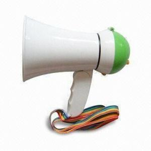 China 25 Watt Megaphone Recording Bullhorn Loud Speaker Afforded mini wireless amplifier speaker on sale