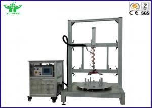 China 360 ° Furniture Chairs Swivel Test Machine / Rotation Testing Machine BIFMA X5.1.9 on sale