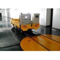 90/270/360 Degree Heavy Duty Electrical Motorized Industry Rail Car Turntable