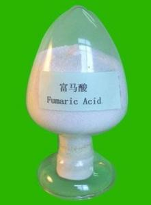 China The qualified food grade China Fumaric acid, widely using in beverage, wine, bread, jelly, jam, food additives on sale
