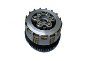 China Aluminum Alloy And Iron CG150 Clutch Drive Plate / Clutch Assy For Motors on sale