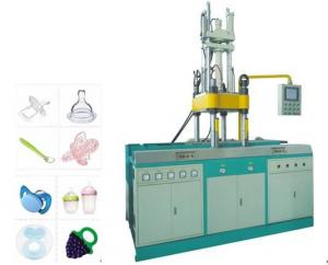 China High Standard Silicone Molding Equipment , 400cc Injection Volume Silicone Molding Machine on sale