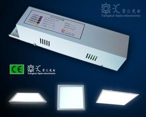 China Aluminum alloy 595 x 595mm 40W square Emergency LED Panel Light IP44 100lm / w on sale