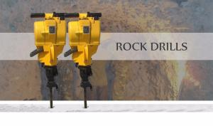 China hand held rock drill rig; YN27C drilling machine with gasoline engine on sale