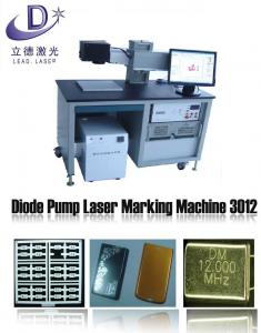 China High Precision Diode Laser Marking Machine 160 X 160 mm Marking Range on sale
