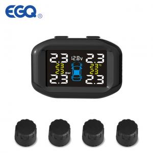 China Cigarette Lighter Rechargeable Tire Pressure Monitoring System on sale