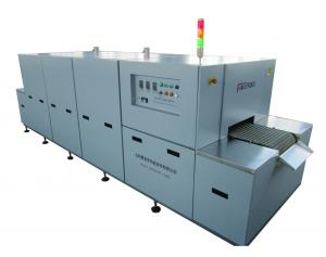 China Solar Cell Panel / Nano Coating Infrared Drying Oven 700mm Width Of Mesh Belt on sale